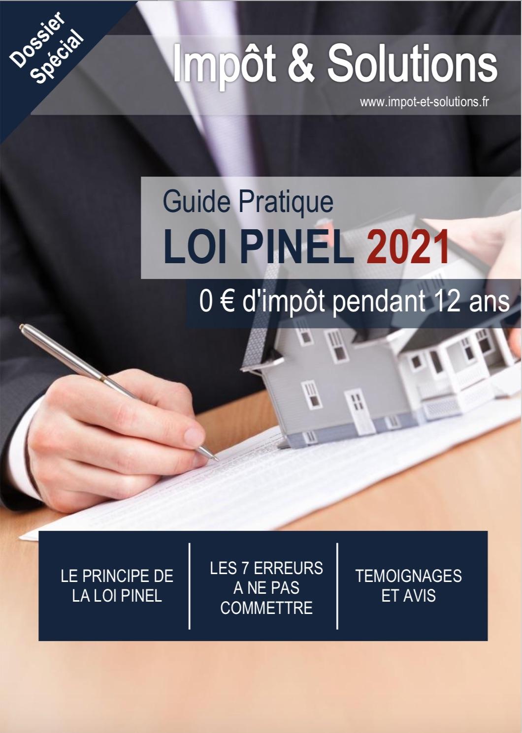 Guide de la Loi Pinel 2021